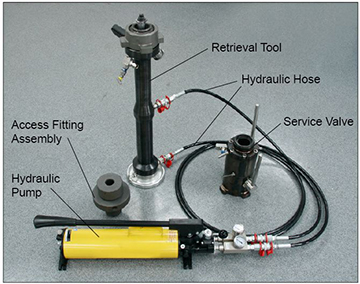 Hydraulic Access Systems