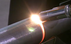 Laser Cladding - Power Generation Industry